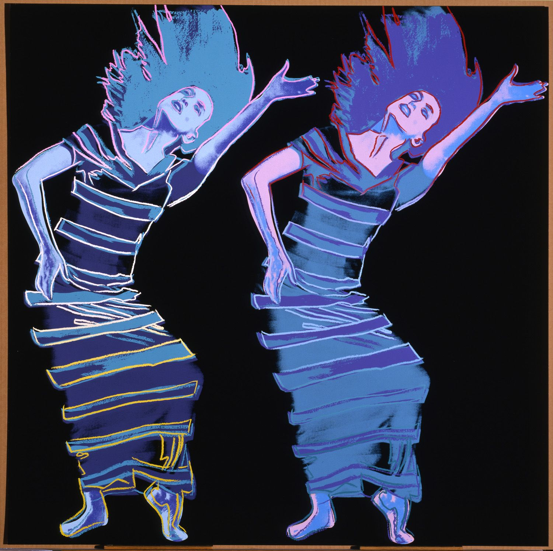 Martha Graham Andy Warhol