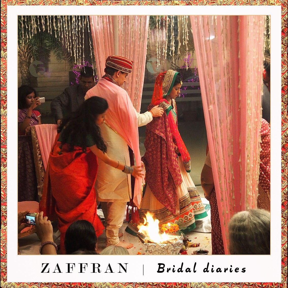 The Vedic Wedding Ceremony