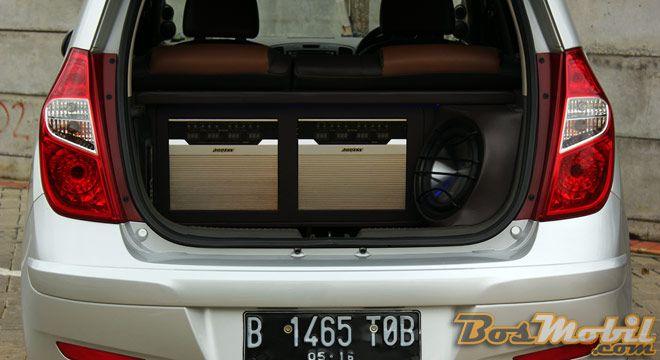 Hyundai I10 Modifikasi Sq  Bosmobil