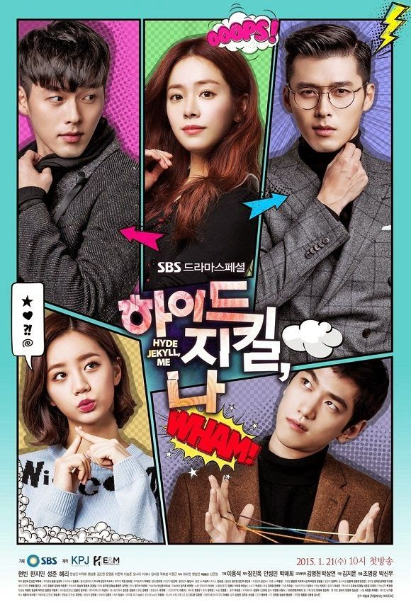 Download Film Drama Korea Hyde Jekyll, Me Subtitle Indonesia