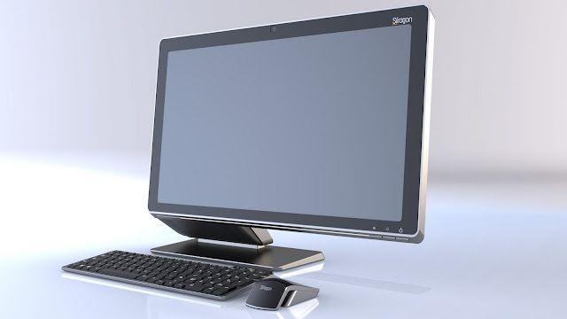 Síragon All-in-one Computer by BMW DesignworksUSA