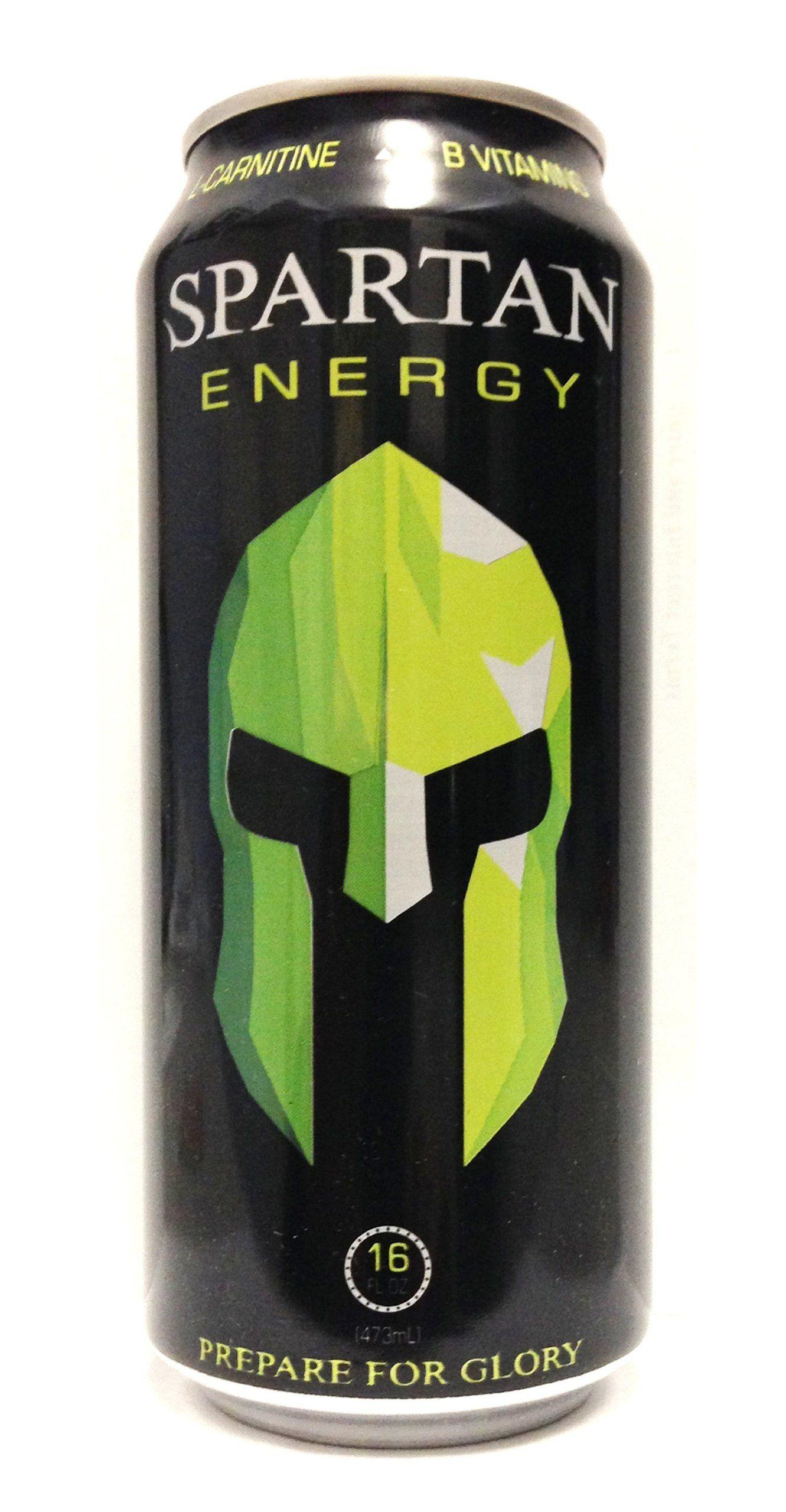 Spartan Energy Energy Energy Drinks Monster Energy