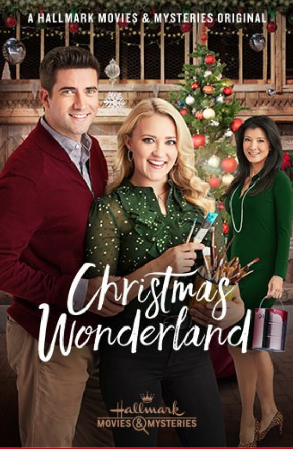 Christmas Wonderland (2018) with Emily Osment & Ryan Rottman | Made ...