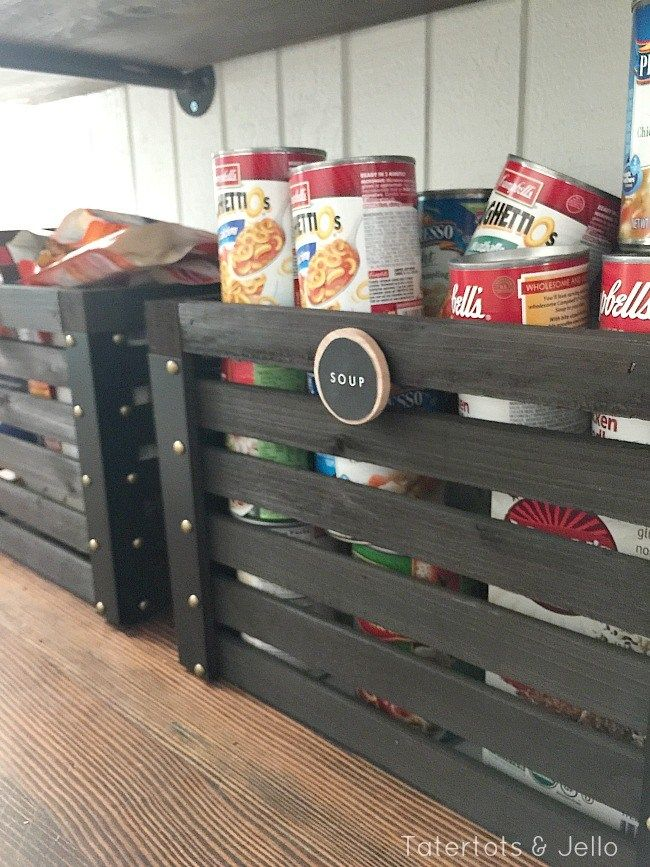 Pantry organization rustic charm free printables 100 walmart gift card giveaway