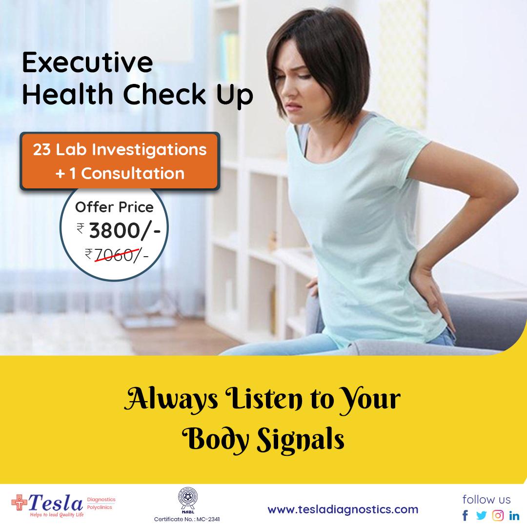 Pin on Executive health checkup