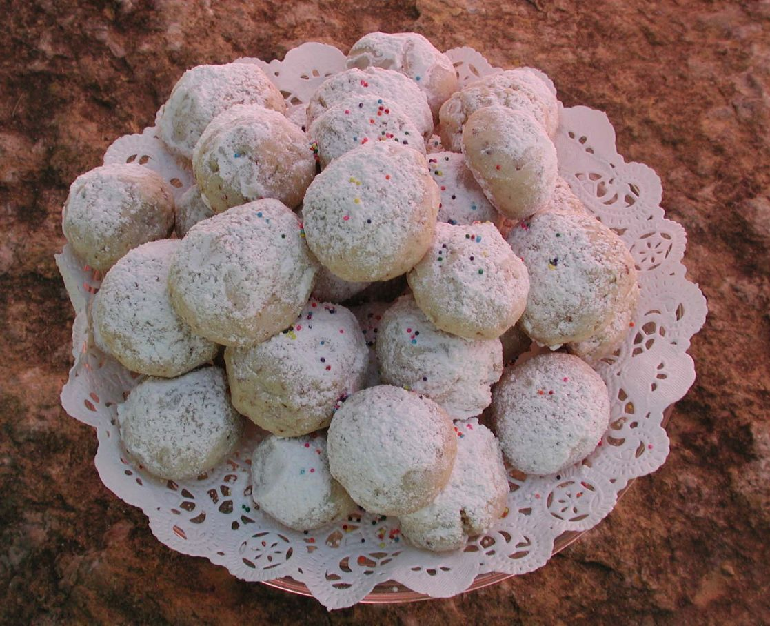 Italian cookie recipes wedding