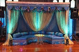 Indian weddings decoration google search ideas for for Cortinas marroquies