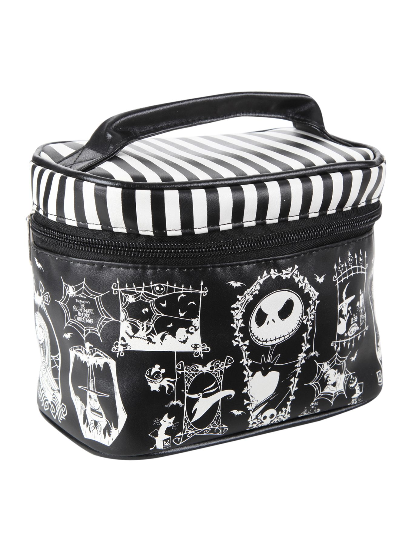 The Nightmare Before Christmas Train Case | Hot Topic | MUSƬ Oвтαιη ...