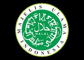 Halal MUI Logo Vector   Ucapan natal, Desain stiker, Tulisan