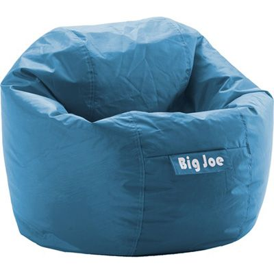 Comfort Research Big Joe Super Smartie Lounger Bean Bag Chair Meijer Comes In Blue