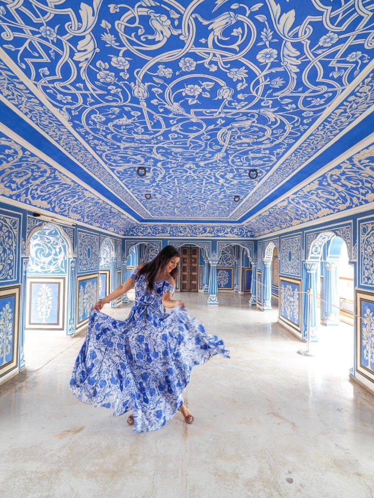 Blue Room City Palace How To Shoot 10 Best Instagram