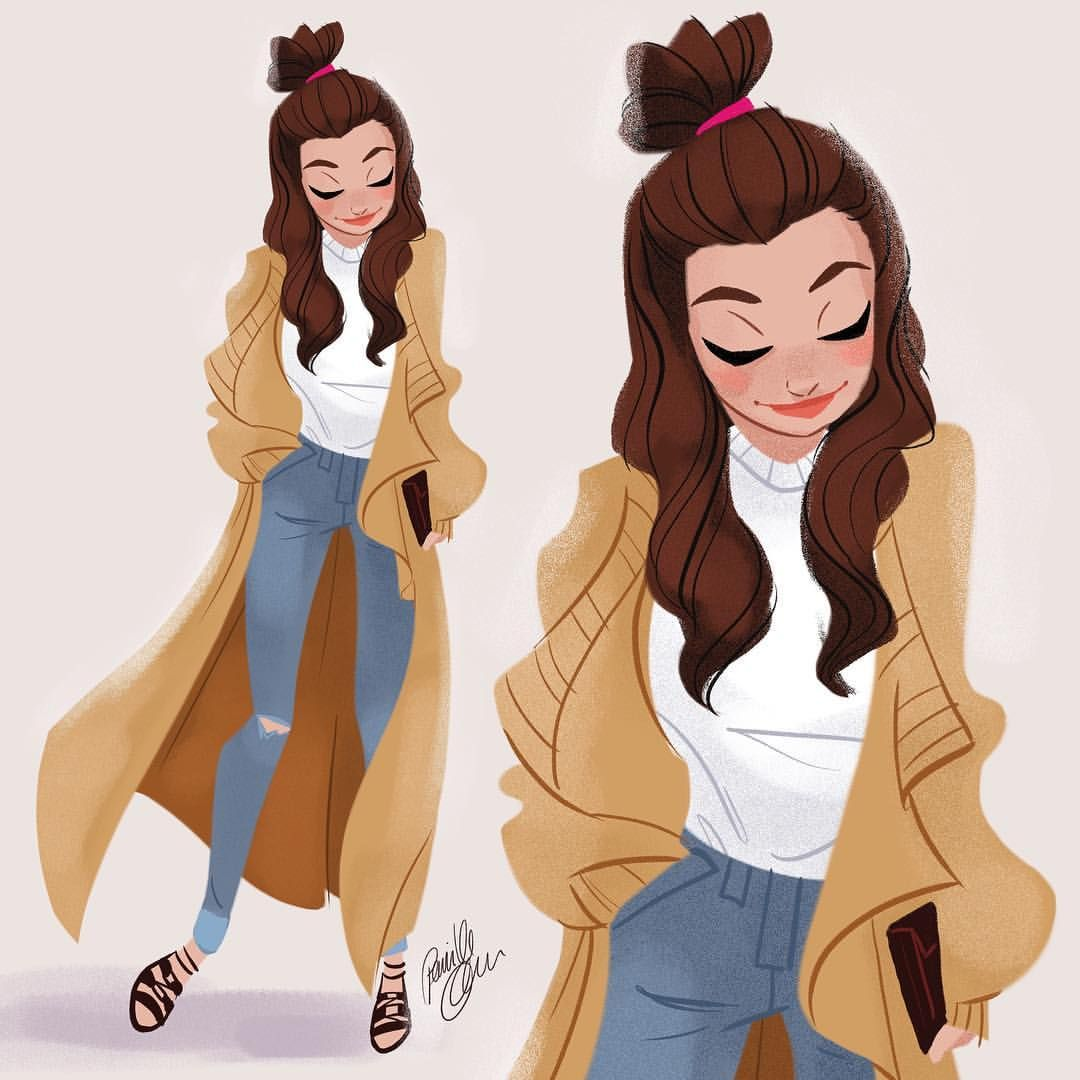 I M Back From Schoolismlive And Filled With Inspiration I Need To Do More Cartoon Girl Drawing Character Drawing Girl Cartoon