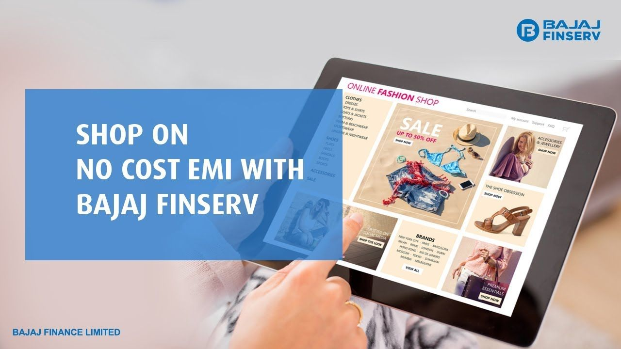 Shop On No Cost Emi And Convert All Your Purchases Into Easy Emis Shopping Sale Emi Cost