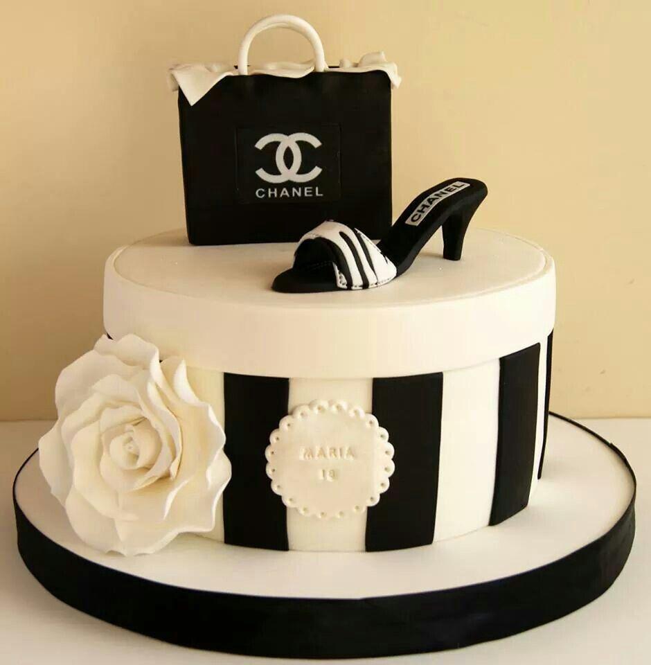 Chanel Cake Designs: Tartas Variadas