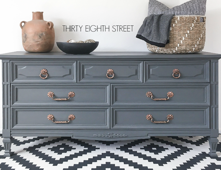 How To Paint Wood Furniture With Pure Original Paint Painting
