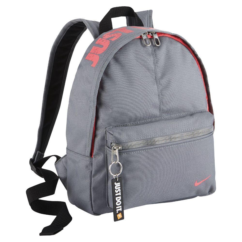 Nike Classic Kids' Backpack (Grey) in 2020 Mini backpack