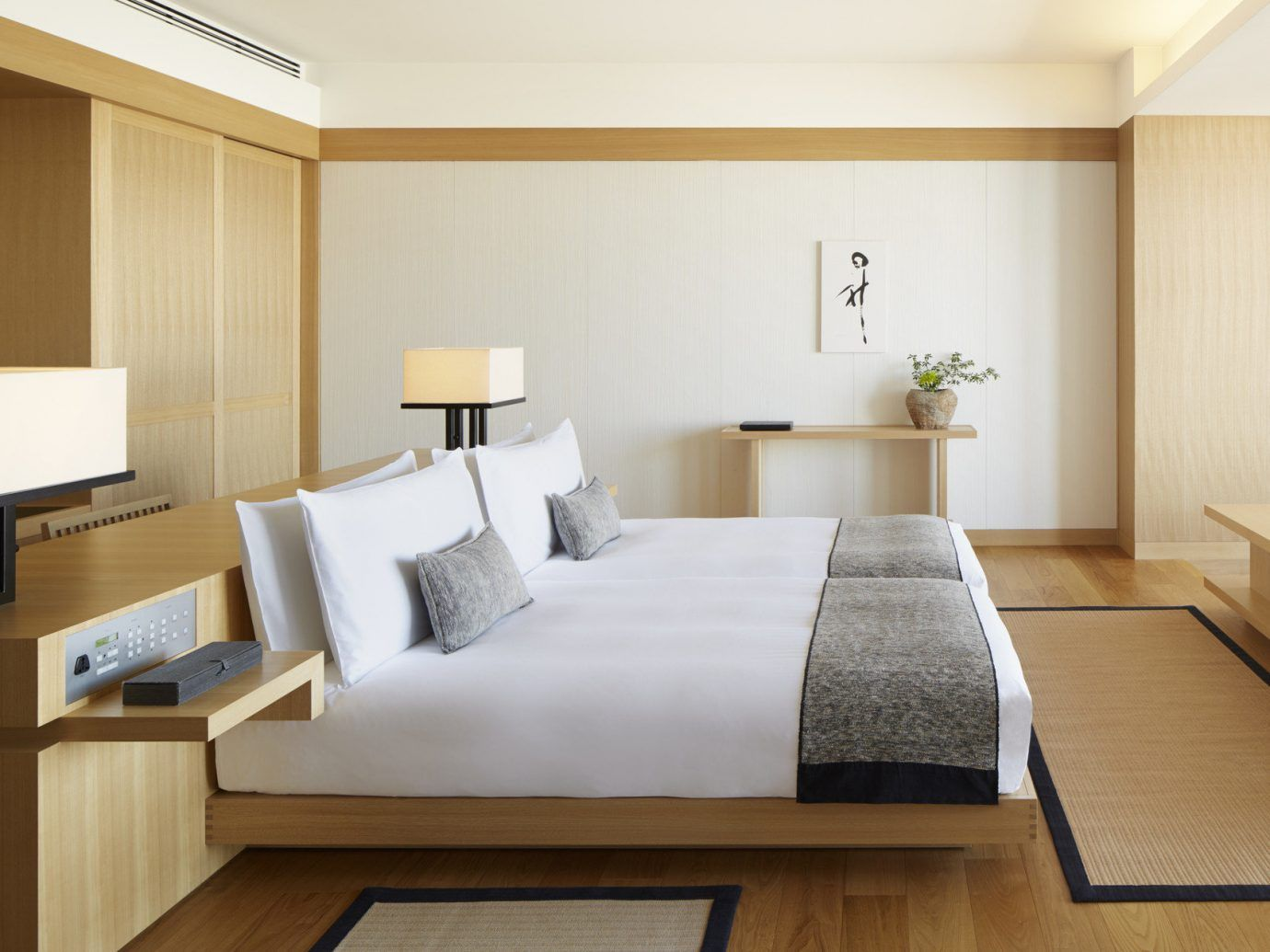 The best boutique hotels in tokyo japanese bedroom for Design hotel tokyo