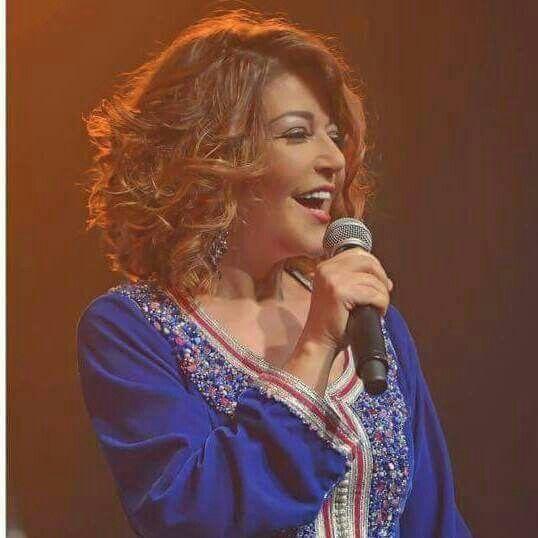 Zamora Said    Moroccan singer | Moroccan Takchitas-caftans
