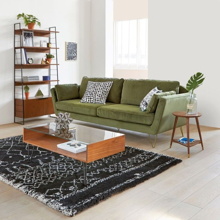 Un Canape 4 Possibilites Inspiration Design Pinterest Living