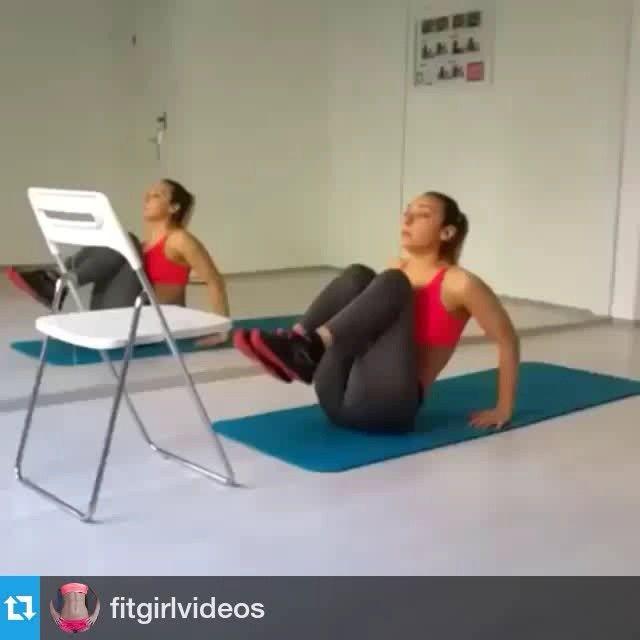 10x bent-knee hip raise 10x jackknife sit-up 10x oblique crunch . Repeat 3x with 60 second breaks between sets