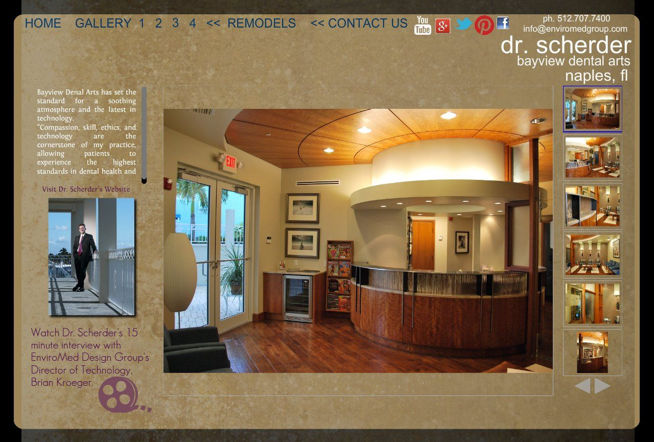 Medical offices enviromed design group dental office