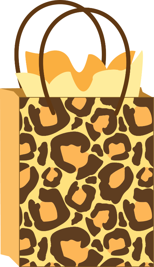 Shoppingbag Png Scrapbook Printables Free Clip Art Glam Party