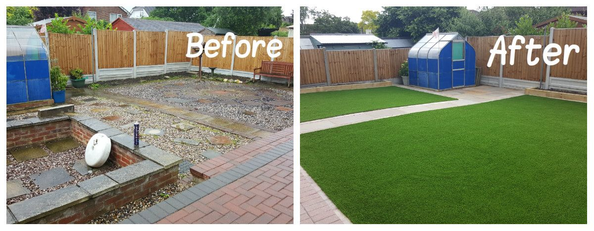How to Install Artificial Grass on Concrete A Stepby