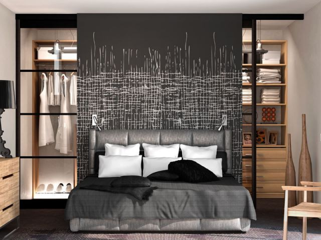 r sultat de recherche d 39 images pour dressing dans la chambre deco home decoration. Black Bedroom Furniture Sets. Home Design Ideas