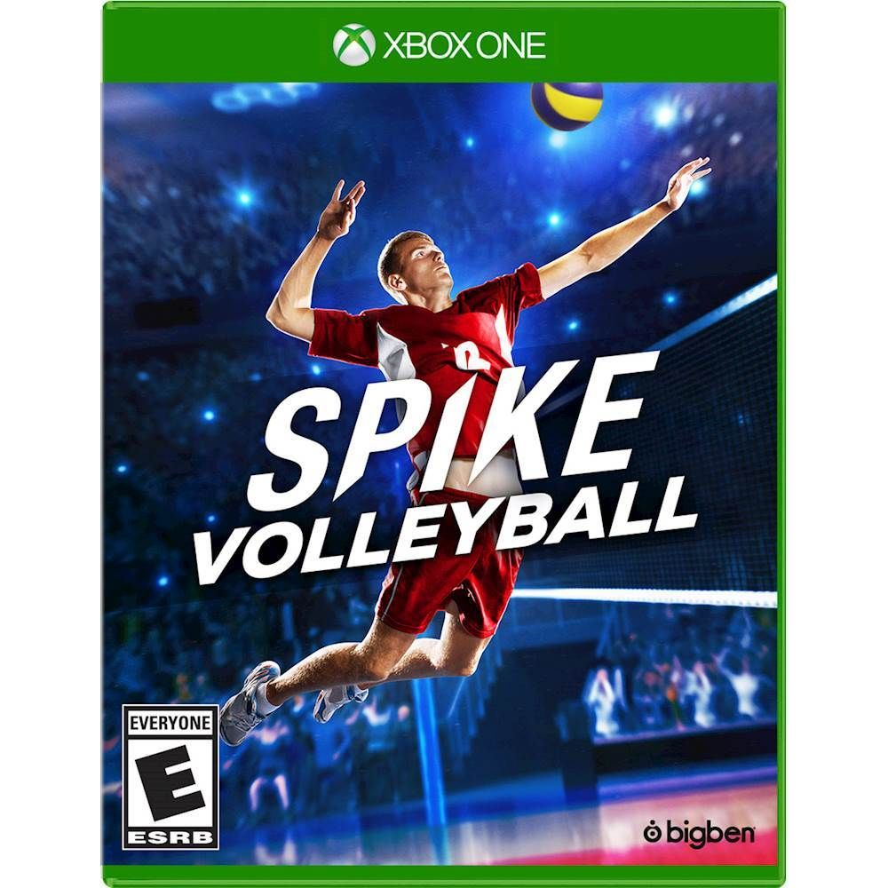 Spike Volleyball Xbox One In 2020 Spike Volleyball Xbox One