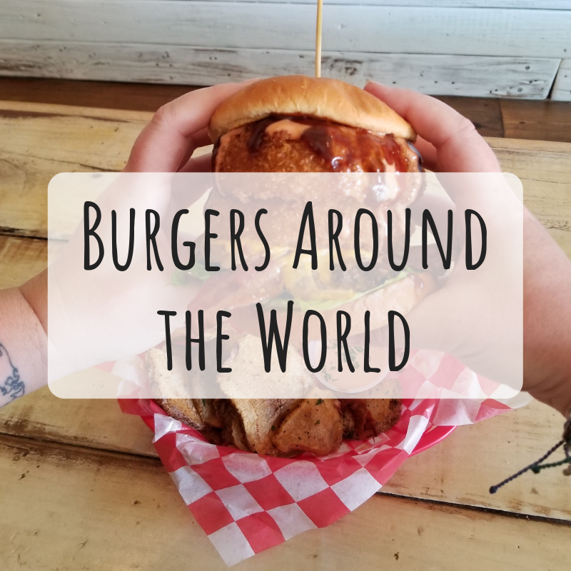 A good burger is one of my favourite foods! Follow me as I