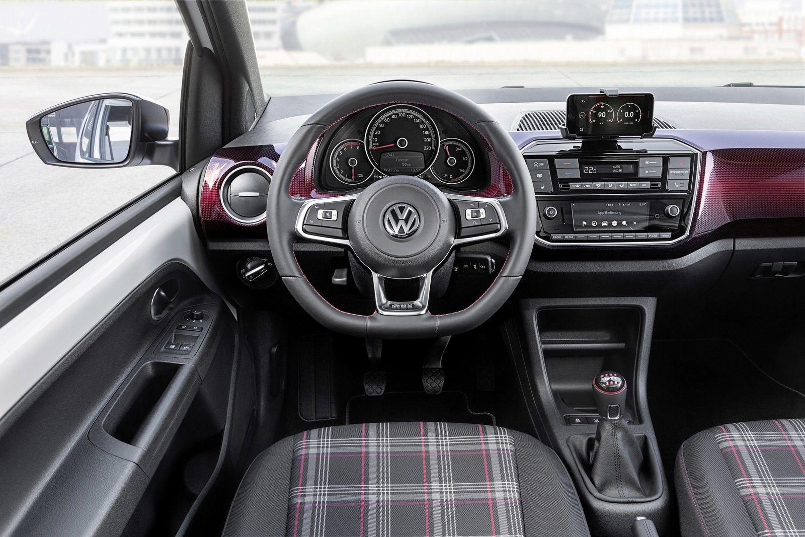 Vokswagen Up Gti Worthy Heiress Vw Up Volkswagen Up