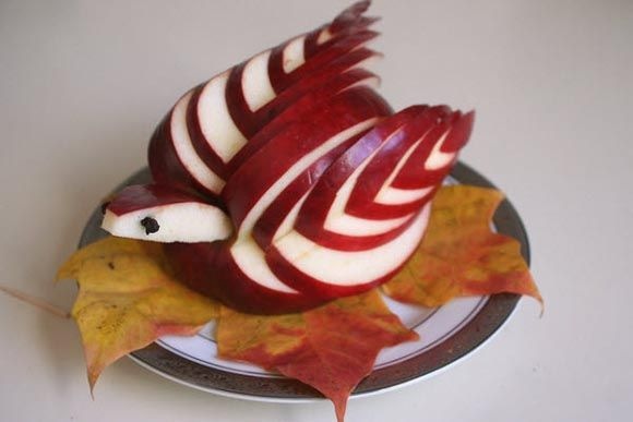 animales hechos con frutas #funfood #comidadivertida #arecetas #funny #creative