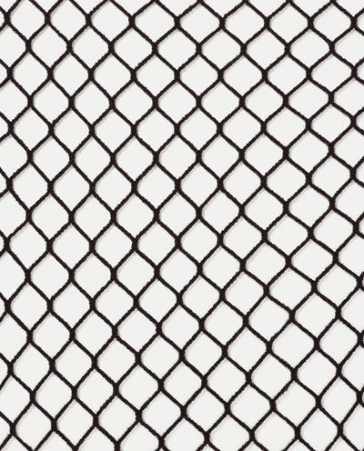 Image 2 Of Fishnet Tights From Zara Fishnet Tights Metal Texture Fishnet