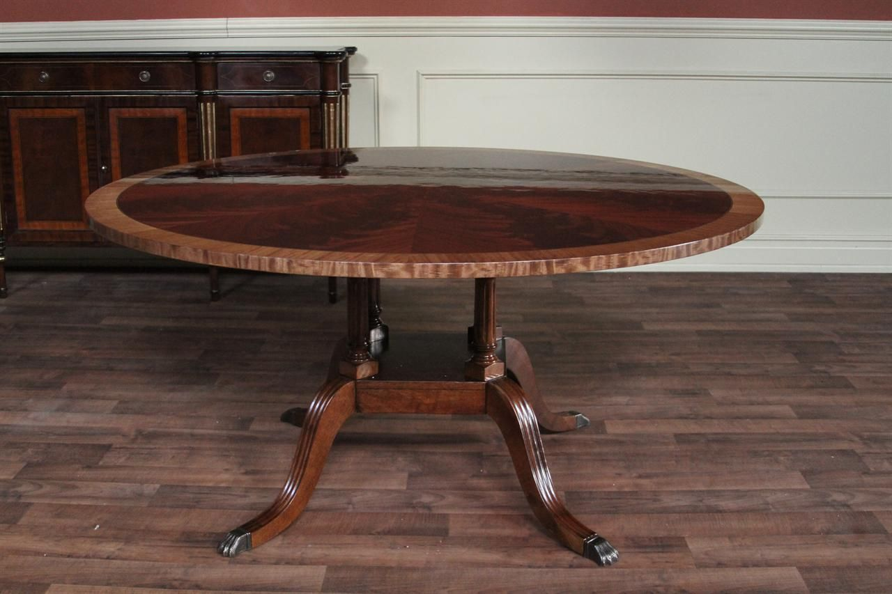 60 Round Dining Table 60 Round Dining Table Mahogany Appron Mesmerizing Single Dining Room Chairs Design Inspiration