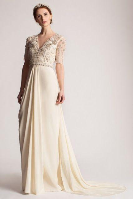 vestidos de novia para embarazadas por lo civil