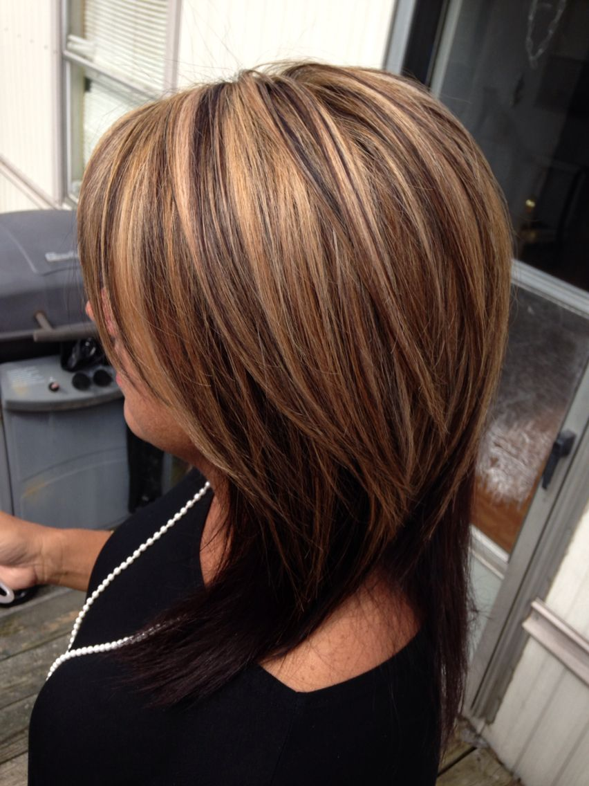 Caramel Amp Level 4 Brown Color Hair Styles Light Brown