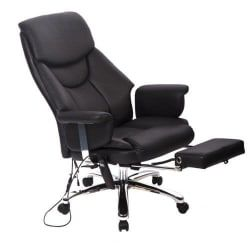 bestmassage vibrating chair with footrest for 120 free shipping rh pinterest com