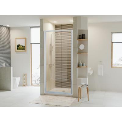 Coastal Shower Doors Legend Series 34 In X 68 In Framed Hinged