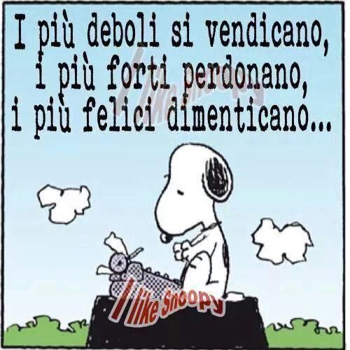 verità | citazioni | Snoopy, Snoopy love e Funny Quotes