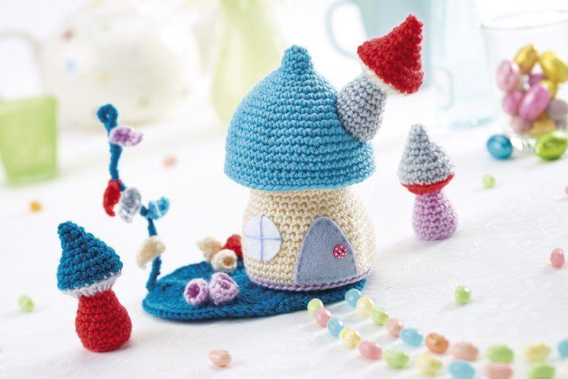 Make It: Fairy Garden - Free Crochet Pattern #crochet #amigurumi ...
