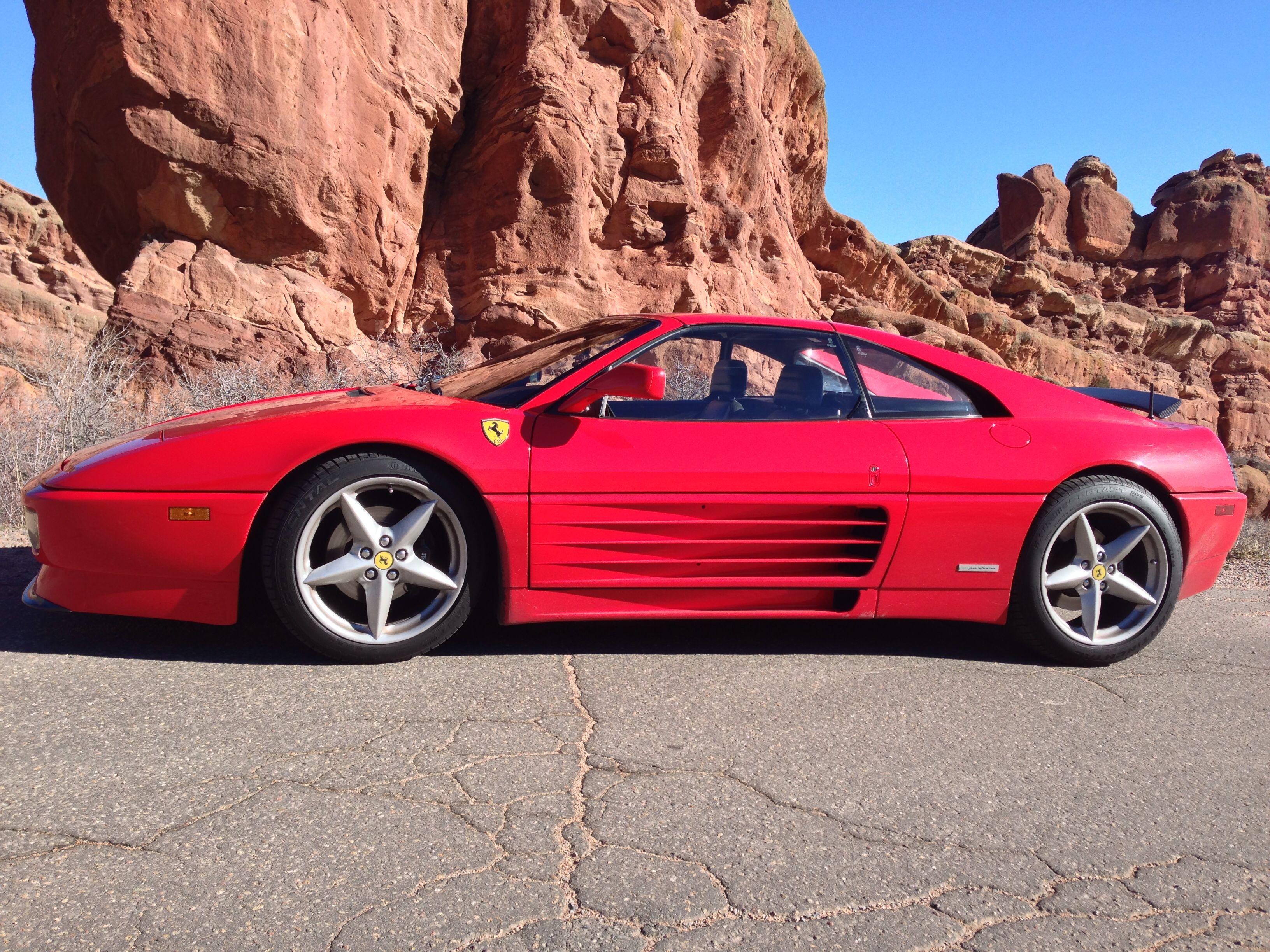 Ferrari 348: specifications and description of the legendary Italian sports car