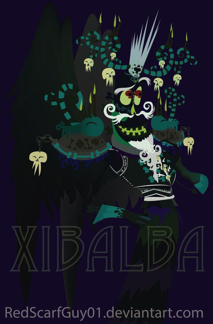 Xibalba by RedScarfGuy01 on DeviantArt