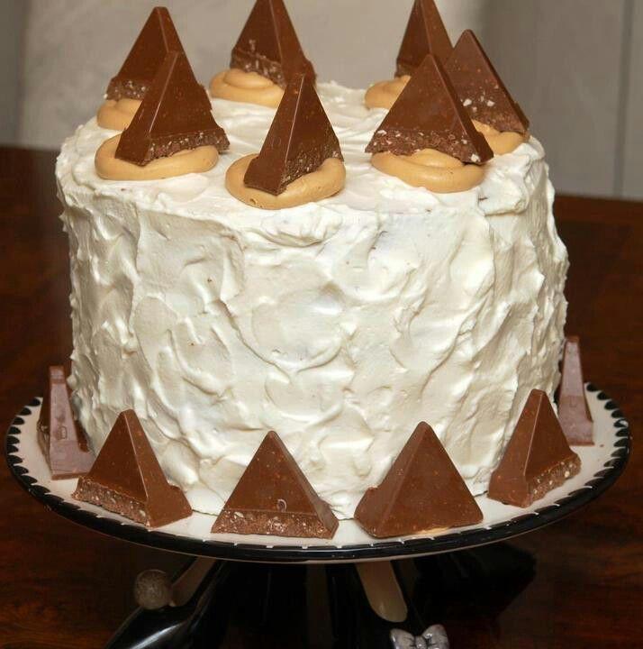 Toileting Yummy cake
