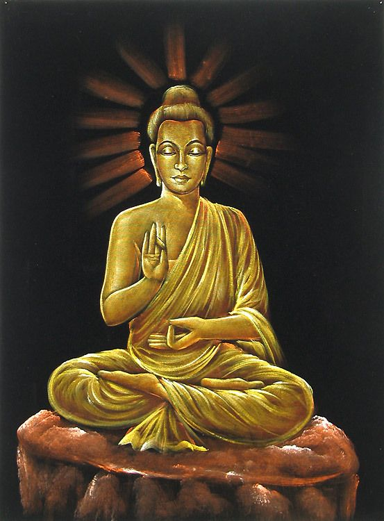 gautam buddha in 2019