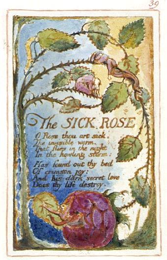 one of my faviorite blake poems