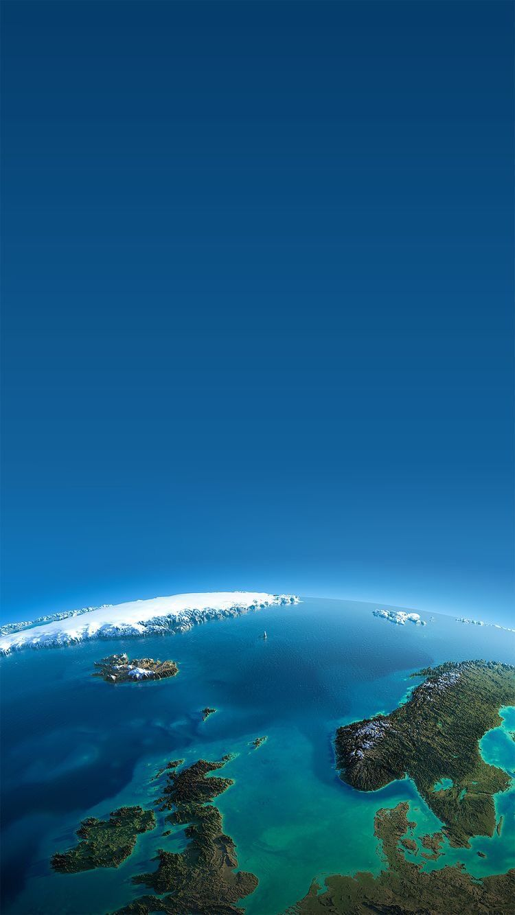 Iphone And Android Wallpapers 3d Earth Wallpaper For Iphone And