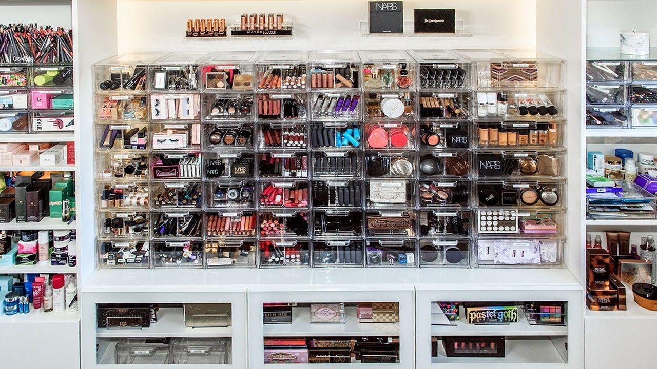 Makeup Storage Ideas Makeup Storage Ideas Makeup