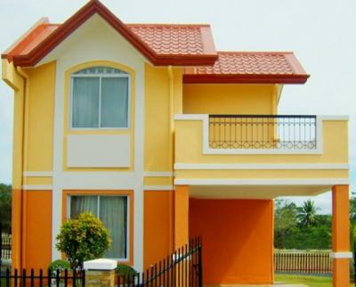 Modelos de casas peque as de dos pisos cl sicas casa de for Fachadas de casas de 2 pisos pequenas