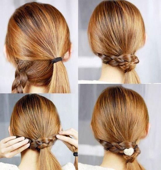Recogidos exprés paso a paso Hair style, Makeup and Hair makeup