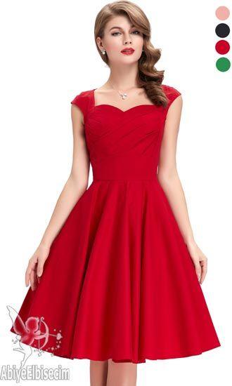 791ad4059f332 Bayan elbise vintage tasarım diz hizası ,bayan elbise,online elbise,ucuz  elbise,